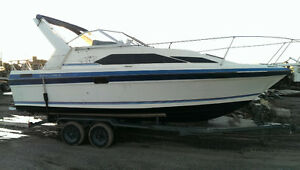 1988 26' Bayliner Cierra For Sale 7500 As Is.  (With Trailer)