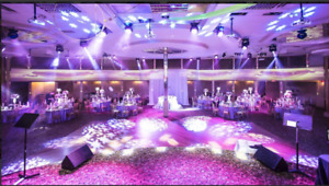 Large Banquet Hall Business with Restaurant in North York