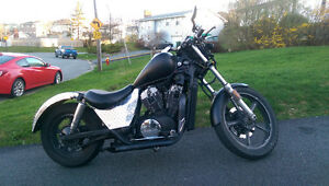 Custom Honda Shadow vt750 For Sale