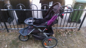Curb alert!!! Perfect condition stroller!!