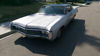 1969 impala custom coupe