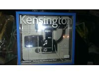Brand new Kensington LiquidAUX Deluxe for iPhone and iPod