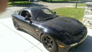 1992 Mazda RX-7 RHD Coupe (2 door)