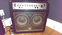 Yorkville (Traynor) XS400TC 400W bass amp with tube pre-amp