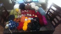 Huge Yarn Lot