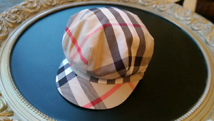 Authentic Burberry Newspaper Boy Hat