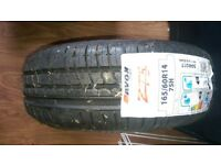 Avon tyre brand new £30 or best offer, free delivery in Leicester more info in description