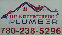Call jason, The Neighbourhood Plumber for all plumbing services!