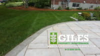 Residential Lawn Maintenance & Snow Plowing