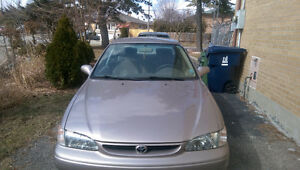 1998 Toyota Corolla Other