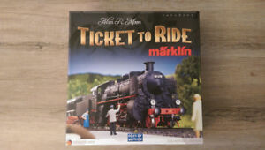 Ticket to Ride - Marklin - Collector's edition