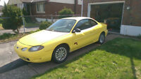 2001 Ford Escort ZX2 S/R Coupe (2 door)