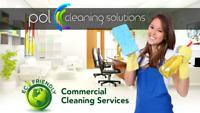 Services de Nettoyage Commercial Rive-Sud