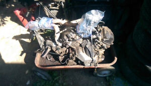 07/ Can-Am 500 cc Quad Engine and Transmission
