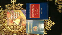 Textbooks for embalming / funeral home studies