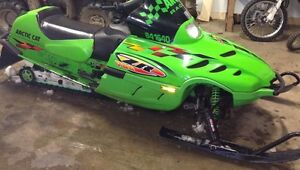 Arctic Cat ZR 700