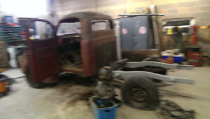 1951 ford f1 5.4 fuel injected Reduced