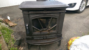 hampton wood stove