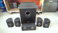 Theater Research TR-8010 Surround Sound