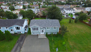 NEW PRICE!!!      FENCED, SHED FINISHED BASEMENT $267,800!