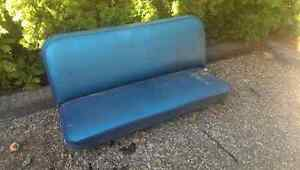 1970 Chevy truck bench seat