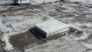 DO NOT SPEND ONE MORE DIME ON YOUR COMMERCIAL FLAT ROOF