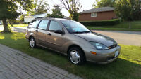2003 Ford Focus Wagon Low K
