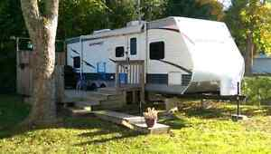 30' Travel Trailer, Sauble Beach Area