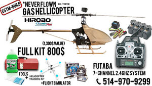 RC Gas Helicopter