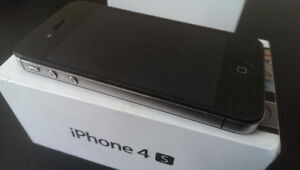 Iphone 4S 8Gb Rogers comme neuf