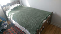 Twin Bed - PRICE is NEGOTIABLE