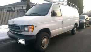 2001 Ford E-250 Van