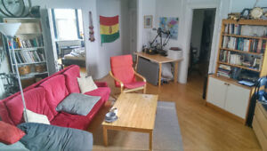 Lease Transfer - Large 3-4 Bedroom-  Downtown Guy Concordia -