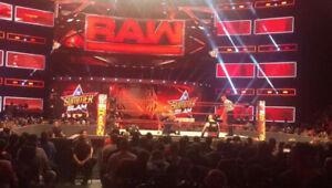 Tickets for WWE Monday Night RAW Toronto august 27th