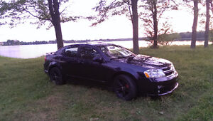 2011 Dodge Avenger SXT Plus Sedan