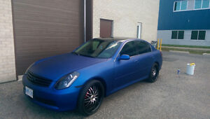 *****MUST GO!!! BEST OFFER***** 2006 Infiniti G35x Sedan