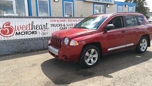 2007 Jeep Compass Limited 4WD   FREE $500 Gas Card!!!