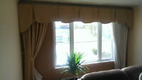 Set of Decorative curtains