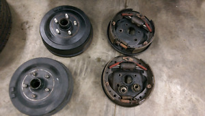 "For sale 11"" front drum brakes for b body mopar"