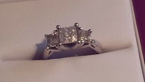 2 Carat Engagement Ring. Strathcona County Edmonton Area image 3