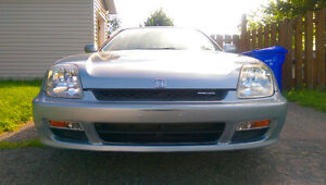 2001 Honda Prelude : fresh paint + full equip!