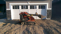 Mini Skid Steer/Bobcat Rental