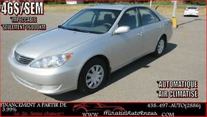 Toyota Camry 96000KM SEULEMENT *AUTO + A/C *LE 2006