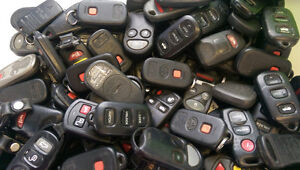 WE SELL USED KEY FOBS IMPORT/DOMESTIC @ PICNSAVE WOODSTOCK London Ontario image 1
