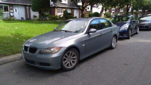 2007 BMW 325i **AUCUNE ROUILLE** 1 PROPRIO