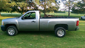 2007 Chevy silverado Certified & etested