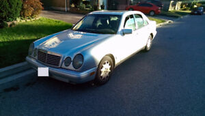 1999 Mercedes-Benz E300 Turbo Diesel
