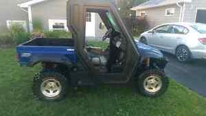 2007 Rhino 660 Limited