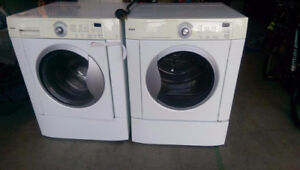 Laveuse et Sécheuse / Washer and Dryer