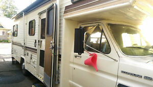 Ford Itasca 26 ft. 1986 Class C motorhome